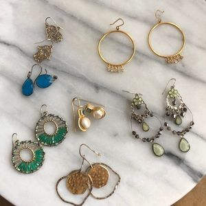 Lot of World Market Earrings